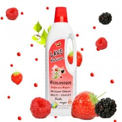 Nettoyant Multi-usages BIO Fruit Rouge