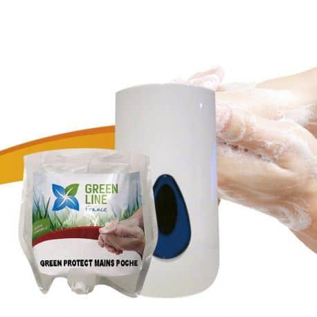 Nettoyant mains écologique