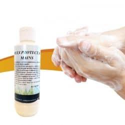 Crème protectrice mains